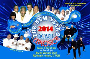 The New Year's 2014 Gospel Explosion