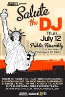 Brooklyn Hip-Hop Festival || Salute the DJ