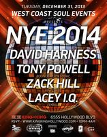 WCS Events NYE 2014 - DAVID HARNESS | TONY POWELL |...