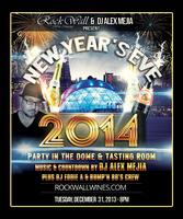 Rock Wall Wine Company presents: New Year's Eve 2014!