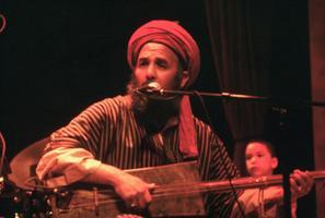 YASSIR CHADLY AND THE MOROCCANS