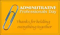 The Extraordinary Administrative Professional
