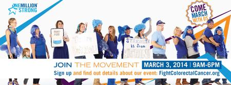 One Million Strong March & Volunteer Sign Up-  New...