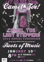 Camel Toe Lady Steppers 2014 Annual Fundraiser