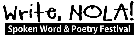 Write, NOLA! Spoken Word Poetry Festival