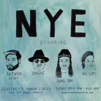 Wine & Bowties Presents: New Year's Eve with Antwon &...