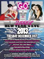 GO MAGAZINE'S A VERY SURREAL NEW YEAR'S EVE!