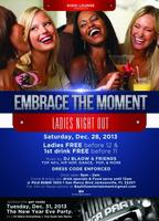 EMBRACE THE MOMENT (LADIES NIGHT) AT FUJI SUSHI SAN...