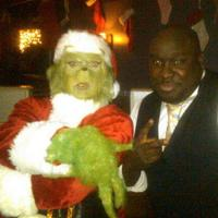 TGAINES VERY MERRY XMAS PARTY Feat. Performance R&B...