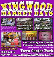 Kingwood Market Days