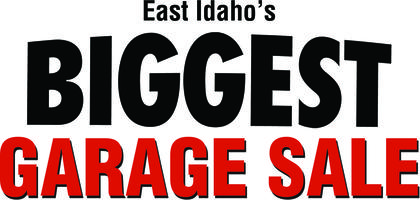 East Idaho's Biggest Garage Sale 2014