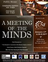 CNF Presents: A Meeting of the Minds (New York, NY)