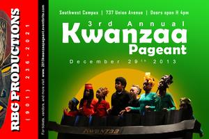 2013 Kwanzaa Pageant