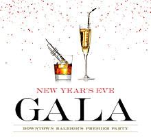 New Year's Eve Gala at the Nature Research Center