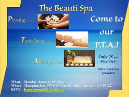 The Beauti Spa - ALL INVITE