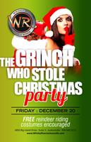The Grinch Who Stole Christmas Party