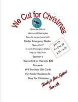 We Cut for Christmas