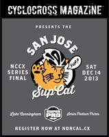 2013 Cyclocross Magazine presents the San Jose Supcat
