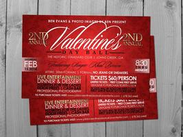 "PIBB's ""2nd Annual Valentine's Day Ball"""