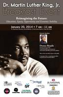 Dr. Martin Luther King, Jr. Breakfast Event