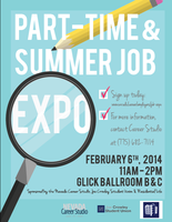 Part-time & Summer Job Expo