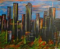 Sip n' Paint I-70 East: Sunday, February 16th, 5:00pm