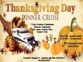 A Splendid Holiday - Thanksgiving Cruise