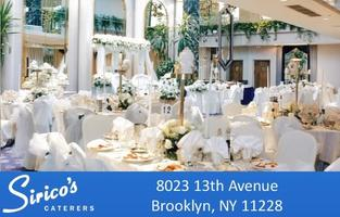 Free Bridal Show at Sirico's Caterers Aug 5th in...