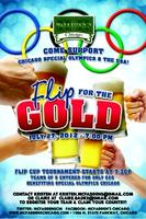 Flip for the Gold benefiting Special Olympics Chicago!