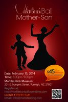 Mother Son Valentine's Ball 2014