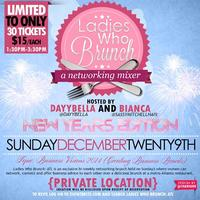 Ladies Who Brunch: ATL (2014 Business Vision Edition)