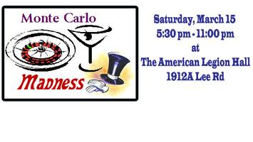 Monte Carlo Madness | Montessori World School's 3rd...