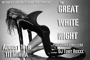 The Great White Night.    A conservation party for the...