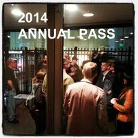 2014 Annual Pass (Super Incredible!!!)
