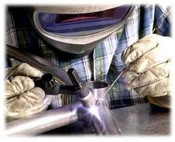 TIG Welding workshop