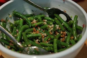 Greens, Grains and Beans