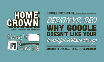 Design vs SEO: Why Google doesn't like your beautiful...