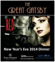 RED THE STEAKHOUSE MIAMI | NEW YEARS EVE