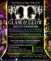 Club Bounce New Years Eve Party! Glam & Glow!
