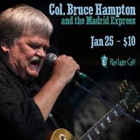 Col. Bruce Hampton and the Madrid Express