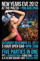 New Years @ The Piazza - Canceled