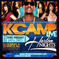 K Camp Friday at Harlem Nights