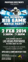 Penthouse Big Game Watch Party