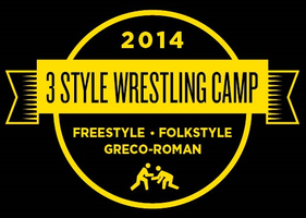 3-Style Wrestling Camp 2014 - Falls Church, VA
