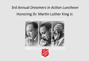 3rd Annual Dreamer's In Action Luncheon Honoring Dr....