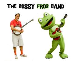 Jump into Spring with Jeffrey and The Bossy Frog Band