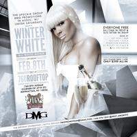 Winter White: All White Affair @ 760 RoofTop /...