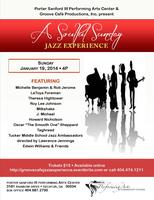 """A Soulful Sunday Jazz Experience"""
