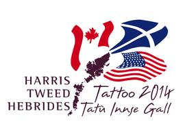 Harris Tweed Hebrides Tattoo 2014 Tatu Innse Gall