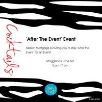 The Event After The Event
